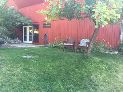 Photo for Quiet rural retreat in the mountains.  Between Kelowna and Big White.