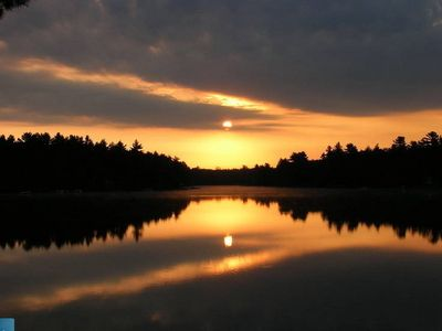 Photo for June 30-July 7 available Lakefront Cottage  - Great Fishing