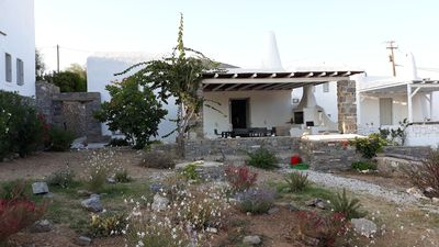 Photo for Beautiful architect villa NAOUSSA PAROS GREECE