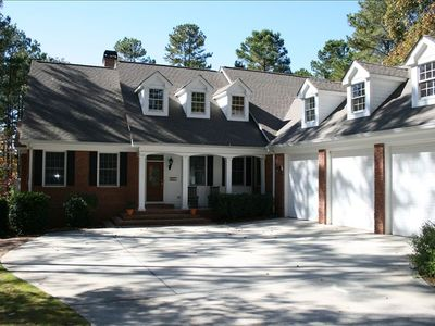 Welcome Home!  Beautiful lake property in Reynolds Plantation.