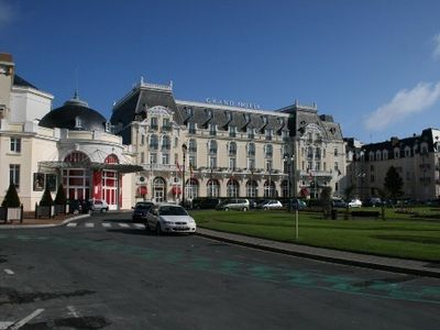 Photo for 2BR Apartment Vacation Rental in Cabourg, Normandie
