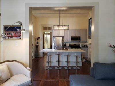Photo for Luxury Apartment in historic Bywater