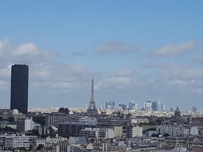 Photo for Superbe vue sur Paris... Place d'Italie