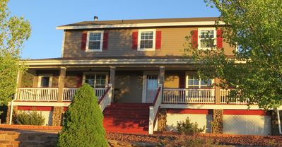 Photo for OPEN & WAITING FOR YOU...Family Friendly, Amazing Views, Comfy Beds, Cozy Decor.