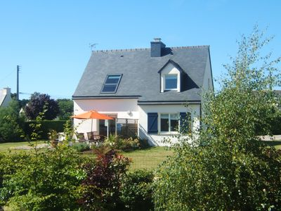 Photo for Detached and peaceful house at the seaside with big garden in Paimpol