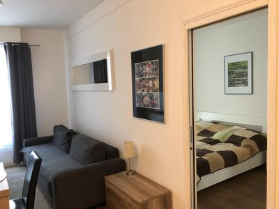 Photo for Apartment for up to 4 people near the beach and boulevard Croisette