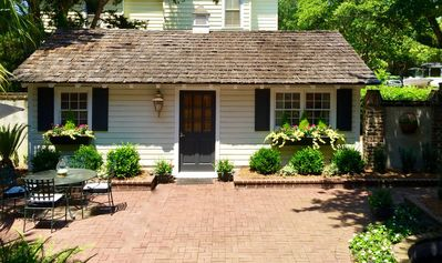 Photo for Historic Cottage in the Heart of Georgetown:  One block from Winyah Bay!