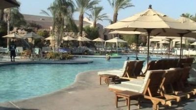 Photo for Coachella Special Luxury Westin 1 Bedroom 1 Bath Villa With Kitchen