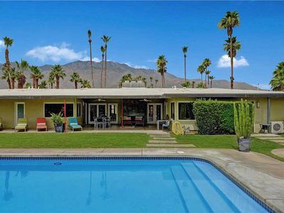 Photo for Mid-Century home with a large, Salt Water Pool in Beautiful Sunrise Park