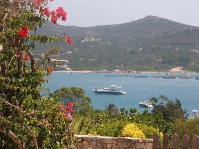 Photo for Charming Villa, Sea View Gulf of Santa Manza 500 meters from Maora Beach