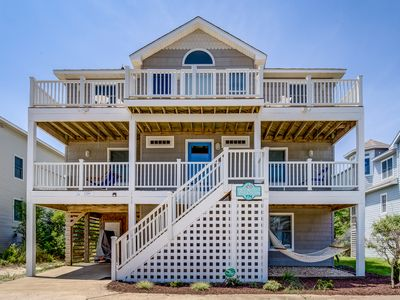Photo for Crown Blessing | 198 ft from the Beach | Dog Friendly, Private Pool, Hot Tub