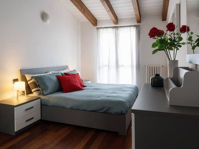 Photo for Large apartment in Milan center