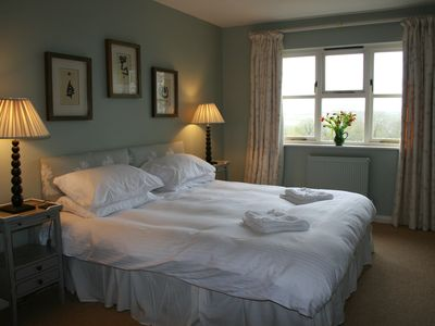 Photo for Hendra; stunning large cottage in North Cornwall with grounds, dog friendly