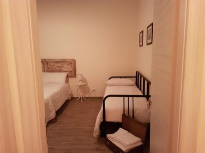 Photo for 1BR Townhome Vacation Rental in Palermo, Sicilia