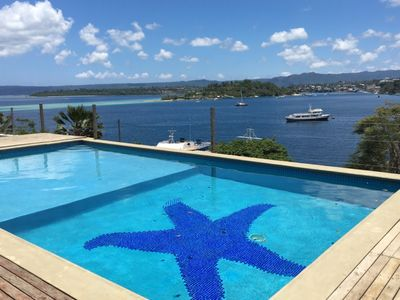 Photo for Magical ocean views 4 bedroom holiday home