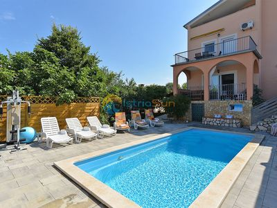 Photo for Apartment 1008/3314 (Istria - Valbandon), Romantic accommodation, 800m from the beach