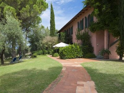 Photo for Holiday house Montaione for 28 persons with 11 bedrooms - Villa
