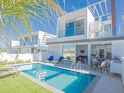 Photo for Villa Olive Silver, Brand New, Contemporary 2BDR Protaras Villa with Private Pool