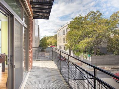 Photo for Stay Local in Savannah: Modern 3BR / 3BA Historic District Condo w/ Parking
