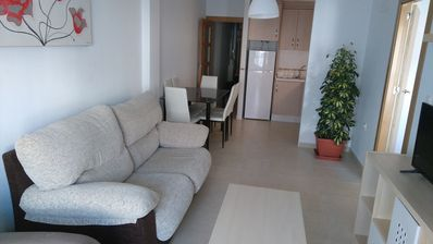 Photo for Nice apartment 150 m from the beach in Torrevieja