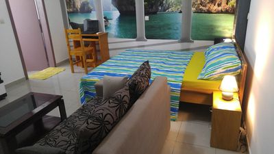 Photo for 1BR Apartment Vacation Rental in Cocody, District des Lagunes