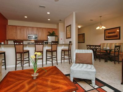 Photo for Paradise Palms - 4BD/3BA Town Home - Sleeps 10 - Platinum - RPP4034