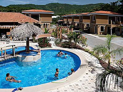 Photo for 4 BR  Home In Costa Rican Beach Town.  Gated With 24/7 Security, Wifi