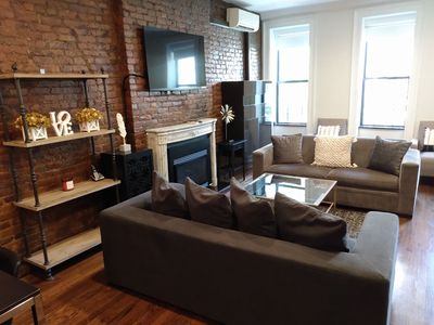 Photo for Very NY - 4 Bedroom/3 Bathroom - excellent for large groups - lots of space