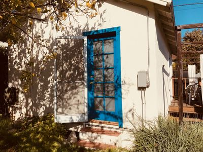Photo for Studio Cottage with Tranquil Outdoor Gardens - Echo Park Hills