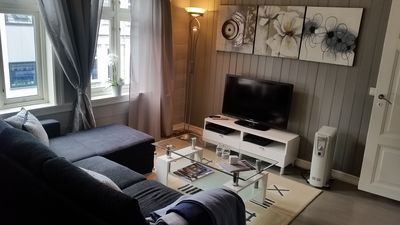 A charming apartment in the heart of Haugesund