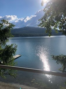 Photo for Whitefish Lakefront Condo, Great Views, Shared Pool and Hot Tub