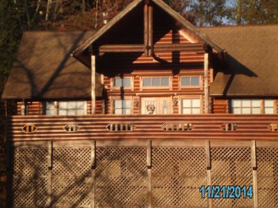 Photo for Enjoy the summer at Pigeon Forge stay with us at God's Blessings cabin