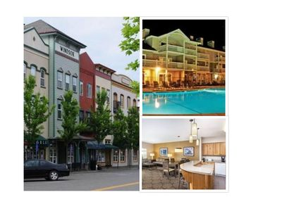 Photo for Sonoma County/Wine Country 2 Bed 2 Bath Condominium Resort