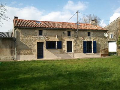Photo for A Delightful Restored Detached Vendeen Cottage