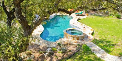 Photo for The River, The Pool, The VIEWS - Sleeps up to 12 - Perfect family getaway!