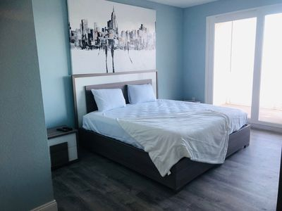 Photo for Luxury 3BR 2BA Laketown Wharf Beand New Sleeps 8