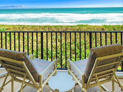 Photo for Enjoy Gorgeous, Oceanfront Views From This Beautiful 2/2 Condo!