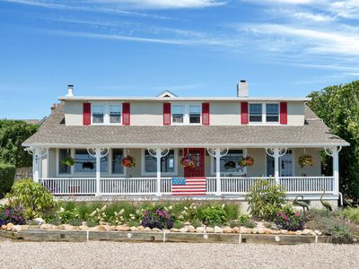 Photo for Family friendly Oceanfront Home  available for July & August  also Weekly