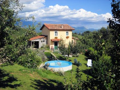 Photo for Le Lunghe is a restored cottage in beautiful Tuscany 5 mins. walk to restaurant