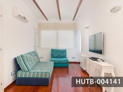 Photo for Montroig 2 apartment in Sitges with WiFi, integrated air conditioning & lift.