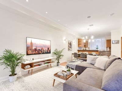 Photo for Stunning 3 bedroom home  in a historic townhouse in the heart of Manhattan!12