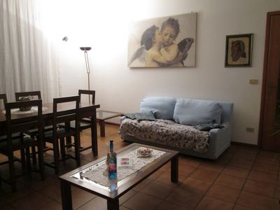Photo for Entire large independent apartment in a quiet area a few km north of Udine
