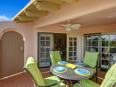 Photo for High End Condo in Beautiful Deauville, just steps from downtown Palm Springs. -
