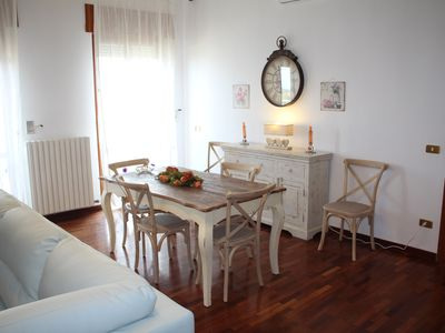 Photo for Bright Shabby apartment in Nardò, Puglia