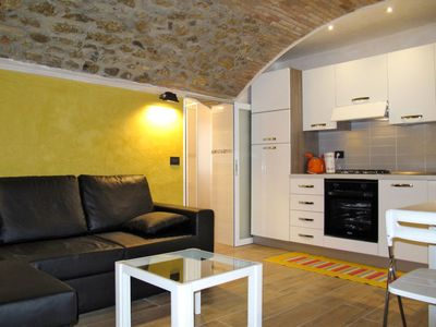 Photo for Apartment Ernestina (VMA200) in Ventimiglia - 2 persons, 1 bedrooms