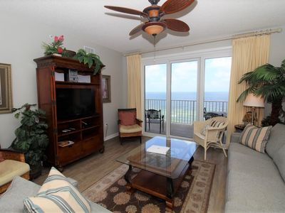 Photo for Windemere 807-Beach View From Terrace with Luxurious Interior!