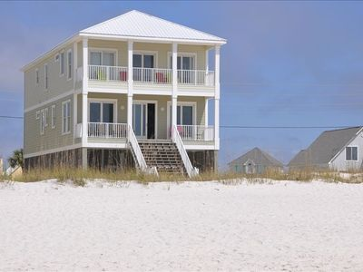 Beautiful House Directly On The Beach! Private house with fantastic views.