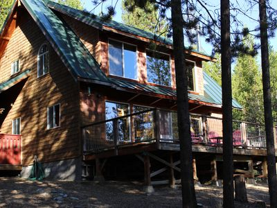 Cabin on Crescent Creek - Close to Crater, Crescent, Odell & Waldo Lakes