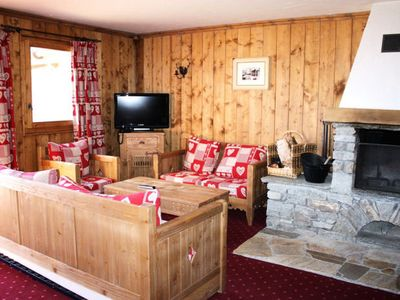 Photo for Residence Chalet Le Refuge **** - 4 Rooms 6/8 People