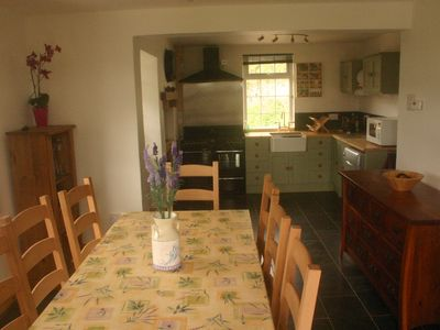 Photo for Cosy country cottage with far reaching views, a few miles from Bude and beaches.